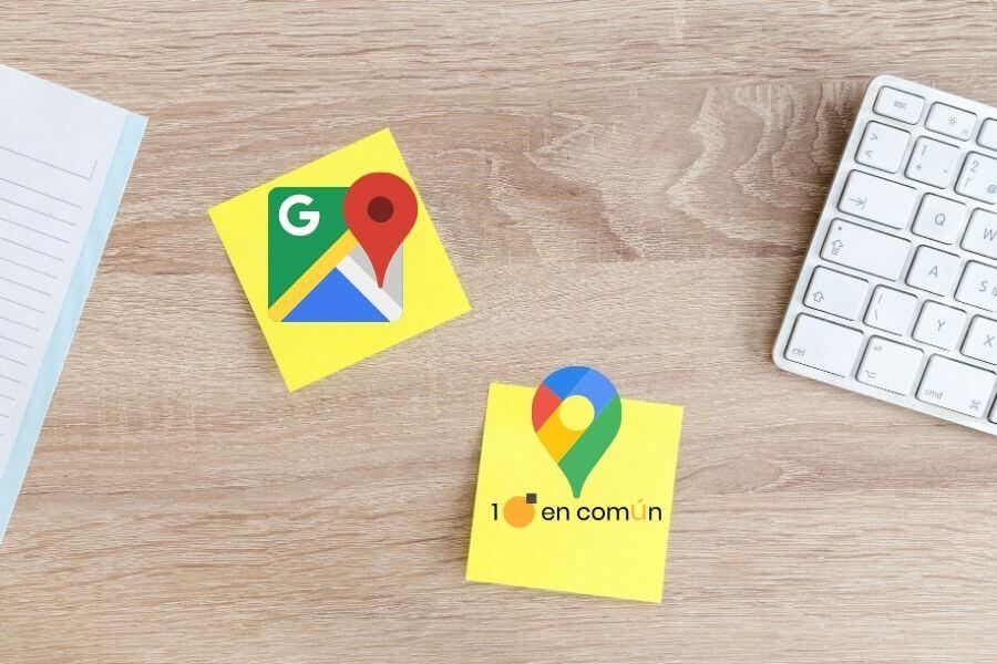 Tipos de contenido dentro de la ficha de Google My Business