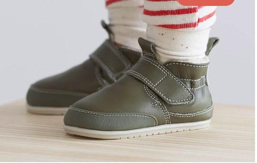 Zapato de bebé de Zapato Feroz