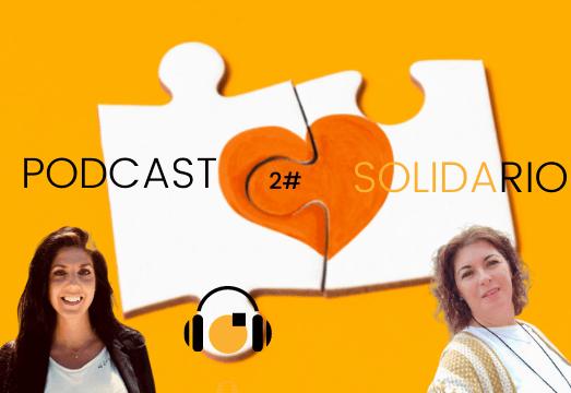 Podcast solidario 2# con ACCEM